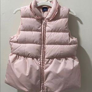 Gap toddlers puffer vest